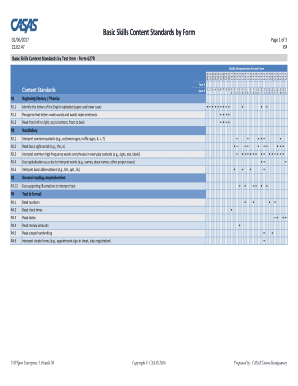 competency skill matrix format - Edit Online, Fill Out & Download