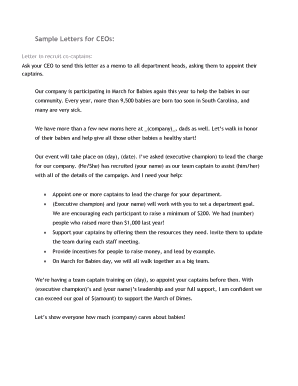 Sample Letter Asking For Business Opportunity Edit Online Fill