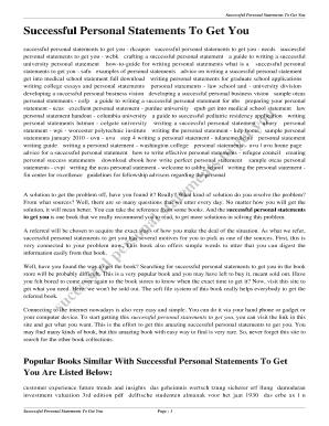Printable medical fellowship personal statement sample