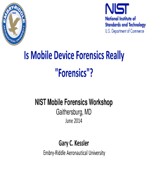 Is Mobile Device Forensics Really
