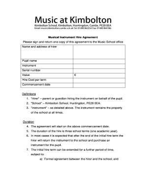 Editable Music Producer Work For Hire Agreement Fill Print