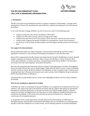 Fillable documentary film contract template - Edit Online & Download ...
