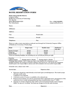 Please Mail Or Fax This Form To:
