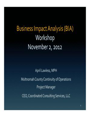 nist 800 34 business impact analysis