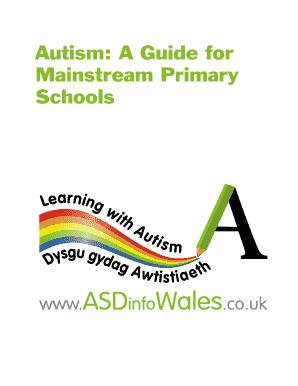 autism and lea mainstream primary