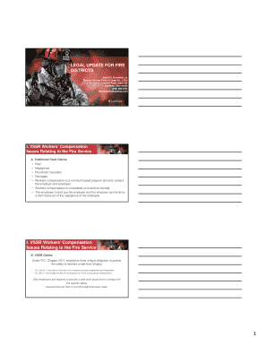 Fire Safety Powerpoint Templates Fill Out Online Download