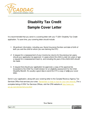 Disability tax credit fill online printable fillable blank preview of sample cntct spiritdancerdesigns Images