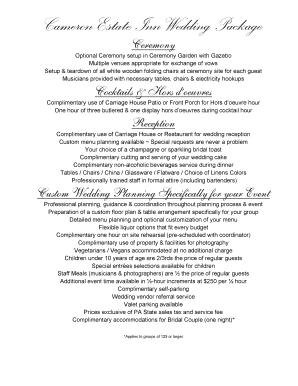 wedding reception timeline buffet wedding decor ideas
