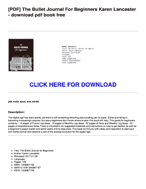 reading journal pdf - Forms & Document Samples to Submit