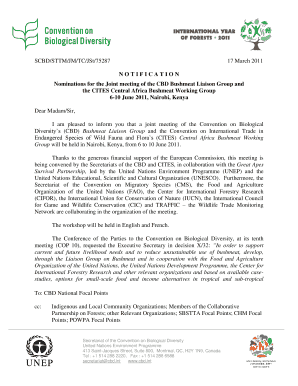 Fillable Online SCBD/STTM/JM/TC/JSt/75287 Fax Email Print