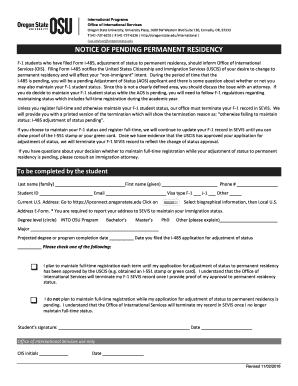 Printable i 485 sample 2017 - Fill Out & Download Top Forms