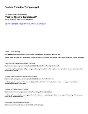 Printable Wedding Planning Timeline Template Fill Out Download - Wedding planner timeline template