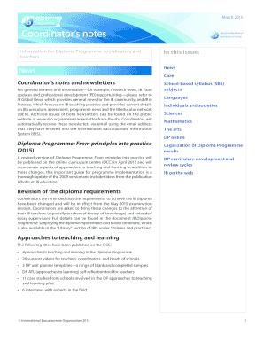teacher newsletter examples