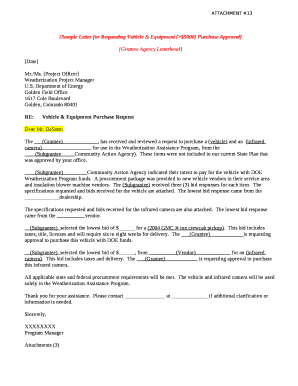 daaytjet - Request letter for equipment template