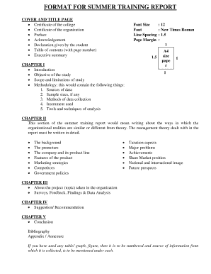Editable acknowledgement for training report pdf - Fill Out