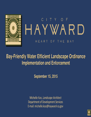 landscape maintenance checklist template bay friendly water efficient landscape ordinance