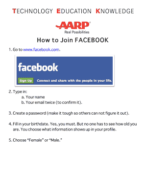 How old to join facebook
