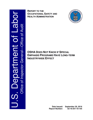 osha emergency response plan template - Fill Out Online