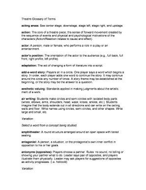 Featured Actor Definition Edit Fill Out Online Templates