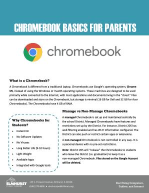 chromebook grants 2017 - Fill, Print & Download Online