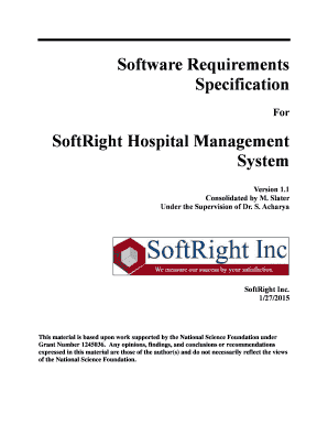 Software requirement specification for hospital management system softright hospital management softright hospital management software requirements specification pronofoot35fo Choice Image