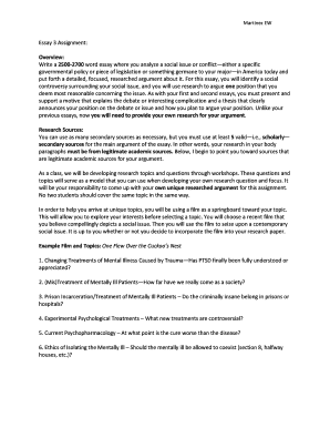 fillable controversial topics for annotated bibliography edit  martinez ew martinez ew essay 3 assignmentoverviewwrite a 2500 2700 word essay where you analyze a social issue or conflict either a specific governmental