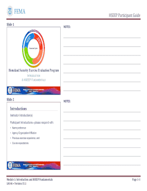 hseep tabletop exercise template - Edit, Fill Out, Print & Download ...