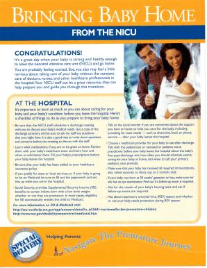 Molina Healthcare Car Seat Program