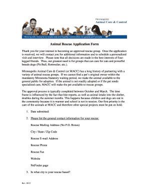 photograph about Pet Adoption Forms Printable identify animal rescue sorts - Fill, Print Obtain On the web Samples