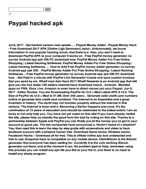 ssn generator for paypal - Editable, Fillable & Printable