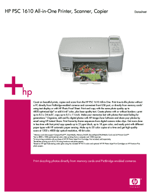 hp tri fold brochure paper glossy template editable fillable