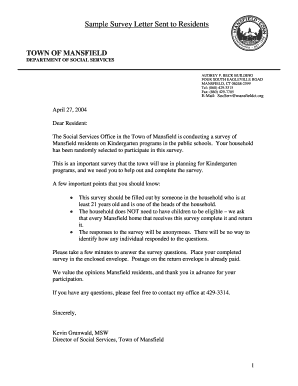 sample letter of living with parents rent free Fill Out Online