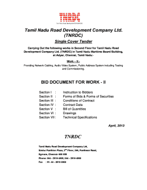 Building Labour Contract Agreement Format In Tamil Edit Fill