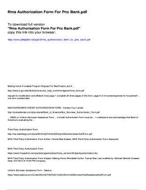 pnc bank address for checks - Edit & Fill Out, Download