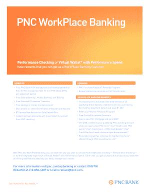 pnc direct deposit form - Edit & Fill Out, Download