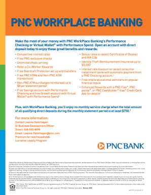 pnc virtual wallet - Edit & Fill Out, Download Printable