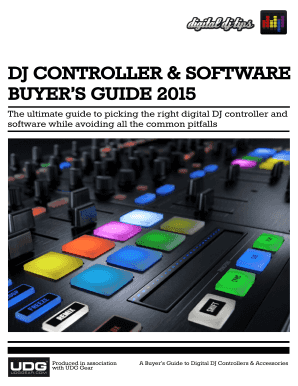 Fillable dj mixer online free download - Edit, Print