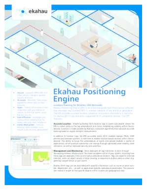 Editable ekahau heatmapper - Fillable & Printable Online