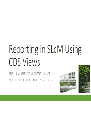 Fillable Online Reporting in SLcM Using Fax Email Print