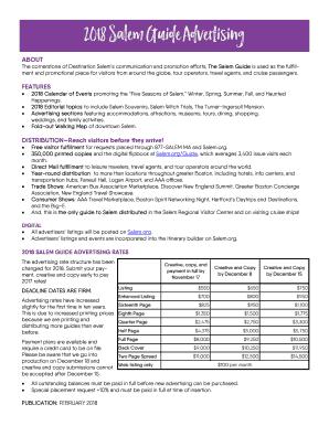 Fillable 2018 half page calendar - Edit, Print & Download Form
