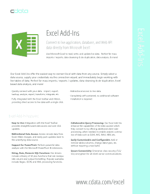 Printable financialforce excel add in - Fill Out & Download