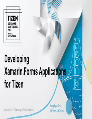 xamarin forms ui controls - Edit, Fill, Print & Download