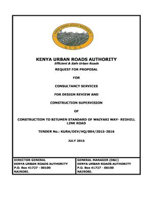 fillable online efficient safe urban roads fax email print pdffiller