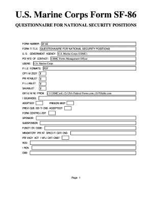 Suitability Adjudication Worksheet - Nasa