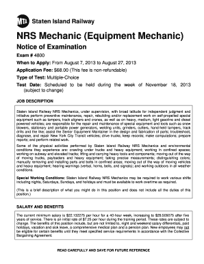 Editable mechanical engineering technician cover letter - Fill ...