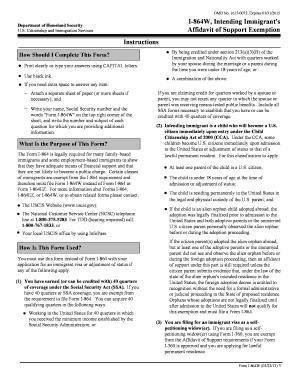 I864w Form - Fill Online, Printable, Fillable, Blank | PDFfiller