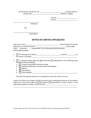 Sample of police notice of appearance fill online printable sample of police notice of appearance yadclub Choice Image