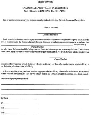 Fillable Bill of sale california - Edit Online, Print & Download ...
