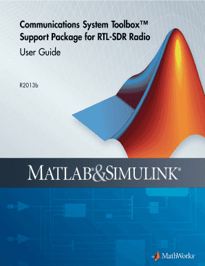 RTL-SDR Support Package Users Guide - MathWorks