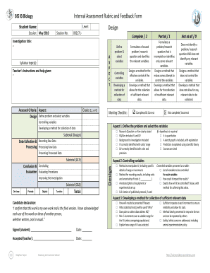 ib biology coursework checklist Home a level and ib  biology  aqa biology unit 4&5 topic checklist aqa biology unit 4&5 topic checklist 00 / 5 created by: emma parker created on: 11-02-15.